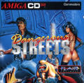 Dangerous Streets Amiga CD32 Front Cover