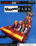 Theme Park Amiga CD32 Front Cover
