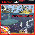 Power-Games Amiga Front Cover