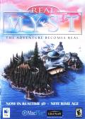 Real MYST Macintosh Front Cover