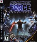 Star Wars: The Force Unleashed PlayStation 3 Front Cover