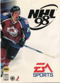 NHL 98 Genesis Front Cover