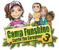 Carrie the Caregiver 3: Camp Funshine Windows Front Cover