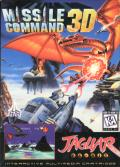 Missile Command 3D Jaguar Front Cover