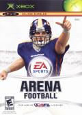Arena Football Xbox Front Cover