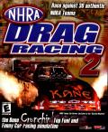NHRA Drag Racing 2 Windows Front Cover