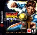Max Steel: Covert Missions Dreamcast Front Cover