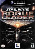 Star Wars: Rogue Squadron II - Rogue Leader GameCube Front Cover