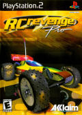 RC Revenge Pro PlayStation 2 Front Cover