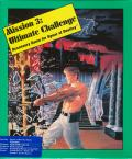 Mission 3: Ultimate Challenge - Accessory Game for Spear of Destiny DOS Front Cover