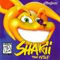 Shakii the Wolf DOS Front Cover