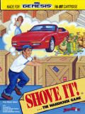Shove It! The Warehouse Game Genesis Front Cover