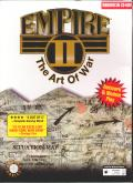 Empire II: The Art of War Windows Front Cover