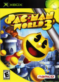Pac-Man World 3 Xbox Front Cover