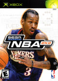 NBA 2K2 Xbox Front Cover