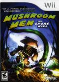 Mushroom Men: The Spore Wars Wii Front Cover