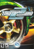 Need for Speed: Underground 2 Windows Front Cover