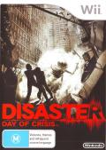 Disaster: Day of Crisis Wii Front Cover