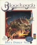 Bloodwych: Data Disks Vol. 1 Atari ST Front Cover