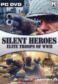 Silent Heroes: Elite Troops of WWII Windows Front Cover