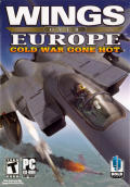 Wings over Europe: Cold War Gone Hot Windows Front Cover