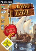 1701 A.D.: Gold Edition Windows Front Cover