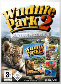 Wildlife Park 2: Platinum Edition Windows Front Cover