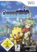 Final Fantasy Fables: Chocobo's Dungeon Wii Front Cover