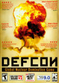 DEFCON: Global Nuclear Domination Game Windows Front Cover