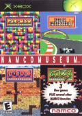 Namco Museum Xbox Front Cover