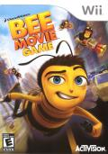 Bee Movie Game Wii Front Cover