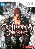 Castlevania Judgment Wii Front Cover