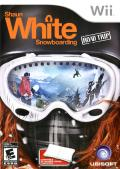 Shaun White Snowboarding: Road Trip Wii Front Cover