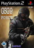SAS Anti-Terror Force PlayStation 2 Front Cover