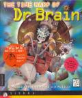 The Time Warp of Dr. Brain Macintosh Front Cover