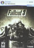 Fallout 3 Windows Front Cover