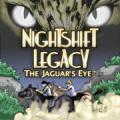 Nightshift Legacy: The Jaguar's Eye Macintosh Front Cover