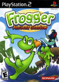 Frogger: Ancient Shadow PlayStation 2 Front Cover