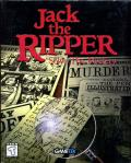 Jack the Ripper DOS Front Cover