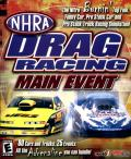 NHRA Drag Racing Main Event Windows Front Cover