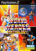 World Heroes: Anthology PlayStation 2 Front Cover