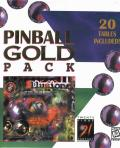 Pinball Gold Pack DOS Front Cover