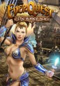 EverQuest: The Buried Sea Windows Front Cover