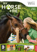 My Horse & Me Wii Front Cover