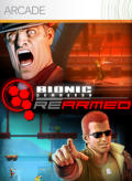 Bionic Commando Rearmed Xbox 360 Front Cover