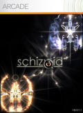 Schizoid Xbox 360 Front Cover