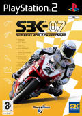 SBK-07: Superbike World Championship PlayStation 2 Front Cover