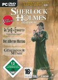 Sherlock Holmes Trilogy Windows Front Cover