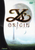 Ys: Origin Windows Front Cover