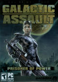 Galactic Assault: Prisoner of Power Windows Front Cover